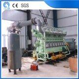 Centrale elettrica di gassificazione delle coperture della noce di cocco