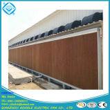 金属フレームの家禽装置7090の蜜蜂の巣の蒸気化冷却のパッド