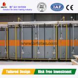 Het Systeem van het Vuren van LPG Buner van de Oven van de Tunnel voor het Maken van de Baksteen Machine