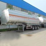 60000 литров трех мостов топлива нефтяного танкера прицепа