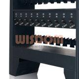 Carregador de alta eficiência na sabedoria de rack