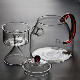 De hittebestendige Maker van de Thee van het Glas van de Maker van de Thee van de Pot van de Thee van het Glas Groene Elektrische