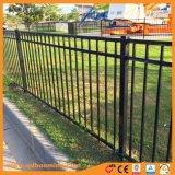 Прочный алюминиевый порошковое сад стены безопасности