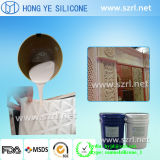 Tin liquide Cured Silicone Rubber pour Cement Casting en Chine