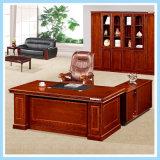 Festes Holz-Luxuxbüro-Möbel-Chef-Tisch-Manager-Executivschreibtisch für vollständigen Verkauf