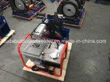 石鹸水250mmのHDPEの管の管のための油圧Weldeing機械