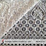Laço de nylon do algodão para o material do vestido (M2121)