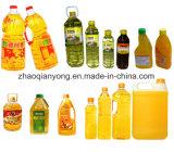 Kochendes Öl-Pflanzenöl-Speiseöl-füllende mit einer Kappe bedeckende Maschine