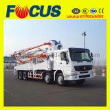 37m 39m Self-Drive 구체적인 붐 펌프, 구체 펌프 트럭