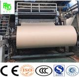 Maquinaria de reciclaje de residuos de papel para hacer la bolsa de papel Kraft de rollo de papel Kraft cartón corrugado