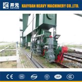 SGSが付いているKaiyuanの電気走行のタイプ容器のガントリークレーン