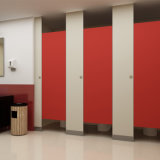 Jialifu facile de nettoyer la partition bon marché de salle de bains