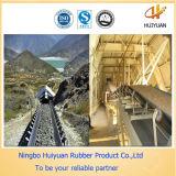 Mijnbouw Op zwaar werk berekende Transportband in de Delen van de Transportband