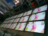会合のための55inch継ぎ目が無いLCDのビデオ壁