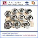 Coperchi rotondi lavorati CNC dell'acciaio inossidabile della scatola ingranaggi per i camion di Hino
