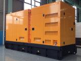 Малошумный генератор Чумминс Енгине 625kVA/500kw тепловозный (GDC625*S)