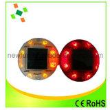 Espárrago solar del camino del LED que contellea con la batería anti de la temperatura alta Ni-MH