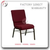 Usine agréable de fer de conception effectuant la chaise de Fane (JC-17)