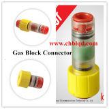 Conectores retos de micro acoplamento / Conector de bloco Lbk12 / 6mm