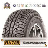Neumático radial del vehículo de pasajeros de la polimerización en cadena de la marca de fábrica (205/55r16)