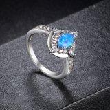 De nieuwe Opalen Ring van de Manier Immmitation van de Toebehoren van de Manier van de Aankomst Gouden