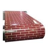 鋼鉄コイルまたは赤レンガPPGIロールかPrepainted GIの鋼鉄コイル
