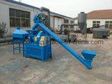Schroef van de Machine van de Extruders van de Briket van het Zaagsel van de Biomassa van de hoge Capaciteit de Thaise voor Verkoop