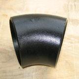 Bw A234 Wpb de Naadloze Elleboog van het Koolstofstaal van 45 Graad