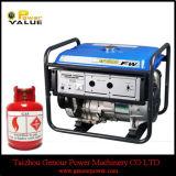 Household를 위한 LPG Power 중국 2.5kw 2.5kVA Power Generator