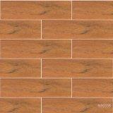 木の一見の建築材料の陶磁器の木製の床タイル(M6558)