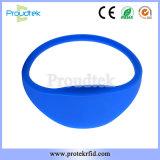 Personnaliser bracelet RFID de regarder la forme avec puce Mifare 1K