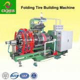 Machine de construction de pneu en caoutchouc/pneu pour le pneu se pliant avec Bc-STB-2p-FT-2228