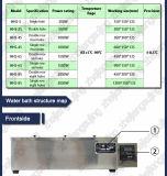 Baignoire à eau thermostatique chauffée électrique à 6 trous
