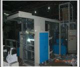 Máquina de extrudado de la película del LDPE LLDPE del HDPE con la impresión de Flexo en línea (DC-SJ-YT)