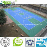 Campo da pallacanestro Floor Mat Suitable per Outdoor