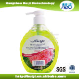 Jabón verde antibacteriano líquido de Manos nueva Fórmula natural
