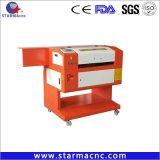 300X200mm 40W PCB 고무 도장 Laser 조각 표하기 기계