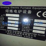 Verwendeter Corless elektronischer Mittelfrequenzinduktionsofen für das Stahlschmelzen
