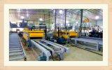 La última piedra de cuarzo artificial el equipo de producción automática de la máquina