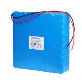 batteria di litio di 12.8V 80ah per indicatore luminoso solare (CB, UN38.3, ISO14001)