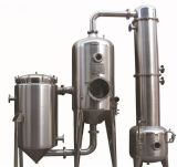 単段の蒸化器
