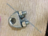 低価格の索具のハードウェア力のアクセサリの締める物ワイヤーロープクリップ