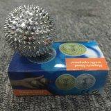 Esferas Spiky da acupuntura magnética das esferas da massagem com cor 3.2cm da tira