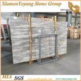Marbre de marbre blanc de /Grey/marbre de veines/posséder les &Tiles de marbre Polished d'automnes de Victorials de carrière (YY-MS197)