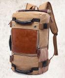 Новый пакет Khaik x 1 Duffel мешка перемещения европейской & американской крупнотоннажной холстины плеча Backpack холстины многофункциональной двойной мыжской женский