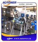 ISO移動可能なLPGのスキッドによって取付けられるガスの給油所かプラント