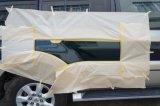 Cinta adhesiva + papel adhesivo de Brown, papel protector de la pintura auto