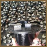 Spine stridenti del diamante della spina di Floorex di 2 pollici