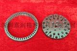 Moteur de ventilateur de plafond pour rotor en stator de tôle en silicone