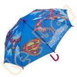 أمان مزح [سوبرمن] أطفال مستقيمة مظلة فائق خفّة